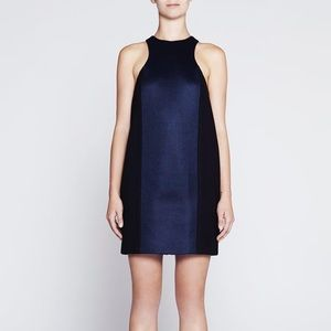 Camilla and Marc frontier dress blue black